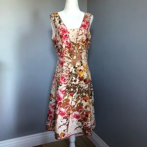 Sz6 Sundance Silk Dress